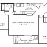 2 Bedroom 1130 sq ft $ Call For Pricing