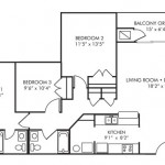 3 Bedroom 1185 sq ft $ Call For Pricing